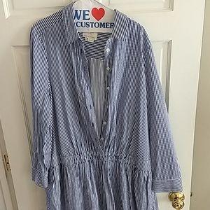 Kate Spade pleated dress!